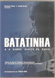 Batatinha e o Samba Oculto da Bahia - Poster / Capa / Cartaz - Oficial 1