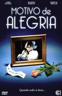 Motivo de Alegria - Poster / Capa / Cartaz - Oficial 1