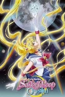 Sailor Moon Crystal (1ª Temporada) - Poster / Capa / Cartaz - Oficial 1