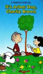 É Dia da Arvore, Charlie Brown - Poster / Capa / Cartaz - Oficial 2
