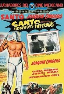 Santo Contra Hombres Infernales - Poster / Capa / Cartaz - Oficial 1