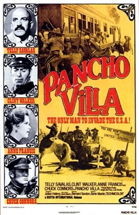 Pancho Villa - Poster / Capa / Cartaz - Oficial 1