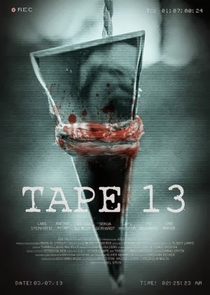 Tape_13 - Poster / Capa / Cartaz - Oficial 1