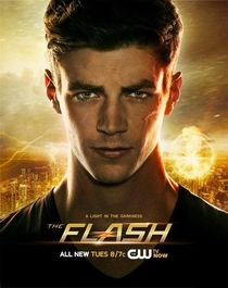 The Flash (1ª Temporada) - Poster / Capa / Cartaz - Oficial 3