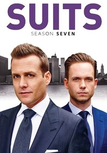Suits (7ª Temporada) - Poster / Capa / Cartaz - Oficial 2