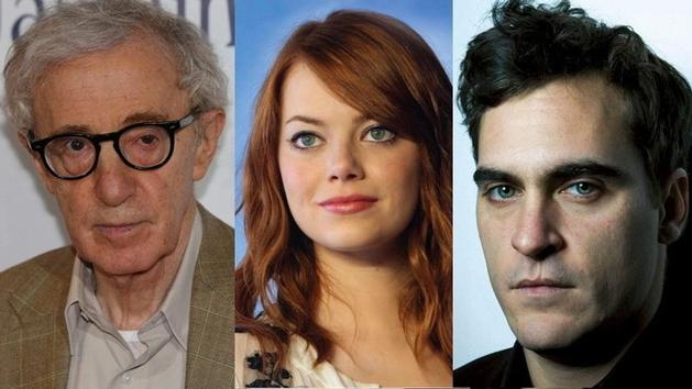 """""""Irrational Man"""" é o nome do próximo filme de Woody Allen"""