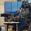 Jeff 1000: Summer Glau e um robô gigante numa web série (preciso dizer algo mais?)