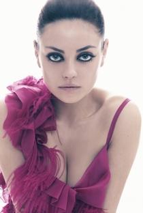 Mila Kunis - Poster / Capa / Cartaz - Oficial 5
