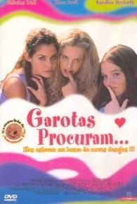 Garotas Procuram - Poster / Capa / Cartaz - Oficial 2