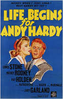 Andy Hardy Cava a Vida (Life Begins for Andy Hardy)