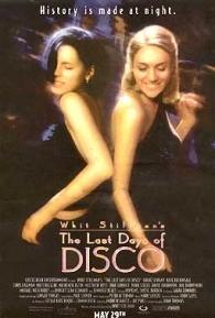 Os Últimos Embalos da Disco - Poster / Capa / Cartaz - Oficial 2