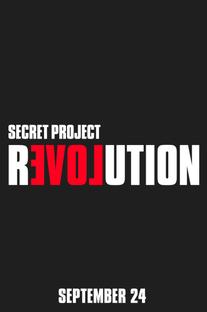 Secret Project Revolution - Poster / Capa / Cartaz - Oficial 3