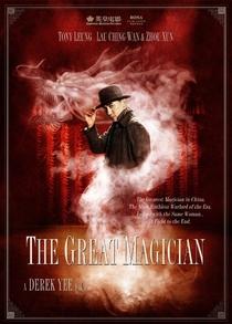 The Great Magician - Poster / Capa / Cartaz - Oficial 2