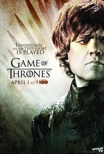 Game of Thrones (2ª Temporada) - Poster / Capa / Cartaz - Oficial 10