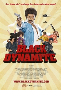 Black Dynamite - Poster / Capa / Cartaz - Oficial 1