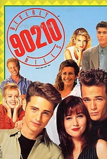 Biography Channel: Beverly Hills 90210 - Poster / Capa / Cartaz - Oficial 1