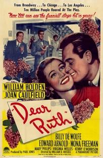 Ruth Querida - Poster / Capa / Cartaz - Oficial 1