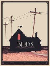 Os Pássaros - Poster / Capa / Cartaz - Oficial 8