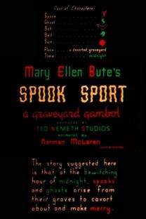 Spook Sport - Poster / Capa / Cartaz - Oficial 2