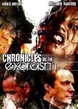 Crônicas de um Exorcismo - Poster / Capa / Cartaz - Oficial 1