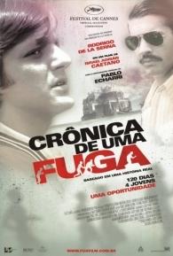 Crônica de uma Fuga - Poster / Capa / Cartaz - Oficial 2