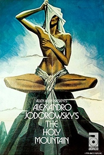 A Montanha Sagrada - Poster / Capa / Cartaz - Oficial 8