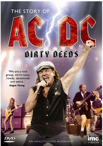 The Story Of AC/DC: Dirty Deeds - Poster / Capa / Cartaz - Oficial 1
