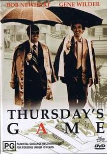 o jogo de quinta-feira - Poster / Capa / Cartaz - Oficial 1