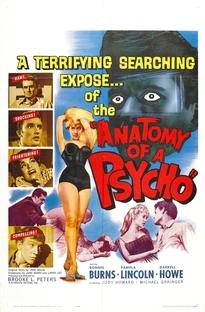 Anatomy of a Psycho  - Poster / Capa / Cartaz - Oficial 1