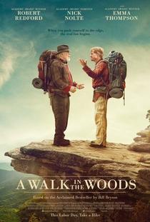 Uma Caminhada na Floresta - Poster / Capa / Cartaz - Oficial 1