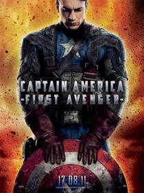 Capitão América: O Primeiro Vingador - Poster / Capa / Cartaz - Oficial 12