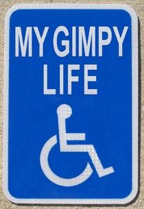 My Gimpy Life - Poster / Capa / Cartaz - Oficial 1