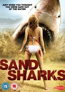 Tubarões da Areia - Poster / Capa / Cartaz - Oficial 1