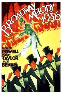 Melodia da Broadway de 1936 - Poster / Capa / Cartaz - Oficial 2