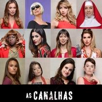 As Canalhas - Poster / Capa / Cartaz - Oficial 1