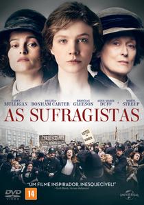 As Sufragistas - Poster / Capa / Cartaz - Oficial 10
