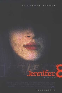 Jennifer 8 - A Próxima Vítima - Poster / Capa / Cartaz - Oficial 5