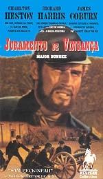 Juramento de Vingança - Poster / Capa / Cartaz - Oficial 2