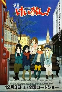 K-On!: Movie - Poster / Capa / Cartaz - Oficial 1