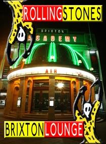 Rolling Stones - Brixton Lounge '95 - Poster / Capa / Cartaz - Oficial 1