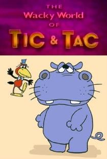 Tic & Tac - Poster / Capa / Cartaz - Oficial 1