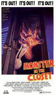 O Monstro do Armário - Poster / Capa / Cartaz - Oficial 1