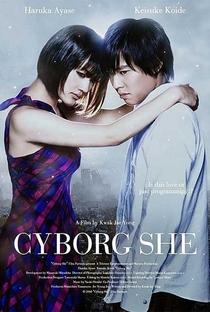Cyborg She - Poster / Capa / Cartaz - Oficial 1