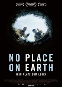 No Place on Earth - Poster / Capa / Cartaz - Oficial 4