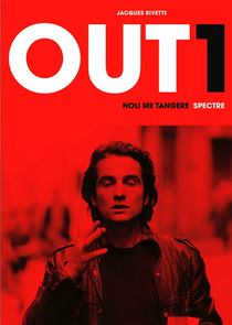 Out 1: Não Me Toque - Poster / Capa / Cartaz - Oficial 2