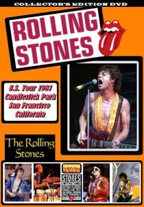 Rolling Stones - Candlestick Park '81 - Poster / Capa / Cartaz - Oficial 1