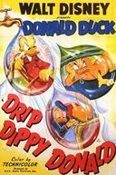 Pato Donald - A Gota D'água (Drip Dippy Donald)
