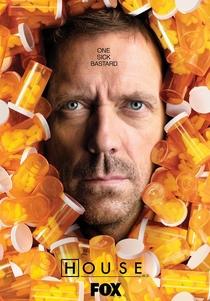 Dr. House (2ª Temporada) - Poster / Capa / Cartaz - Oficial 2