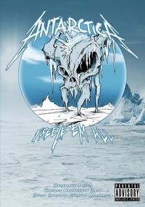 Metallica - Freeze 'Em All: Live in Antarctica - 2013 - Poster / Capa / Cartaz - Oficial 1