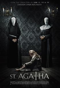 St. Agatha - Poster / Capa / Cartaz - Oficial 1